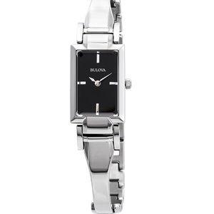 Beautiful Bulova bangle bracelet watch